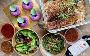 Family Feast, Quann's Kitchen Kuala Lumpur