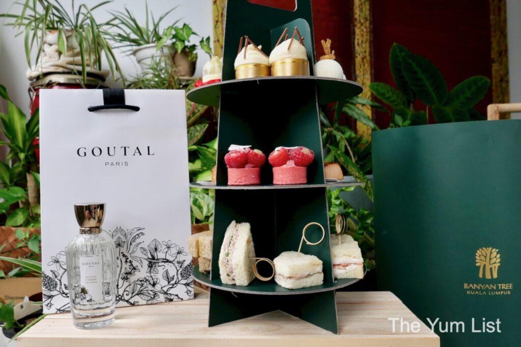 Goutal Paris 40th Anniversary Afternoon Tea Box