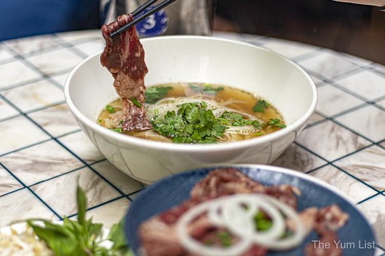 Premium Wagyu Beef Pho