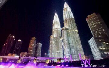 WET® Deck Alfresco Dining W Kuala Lumpur