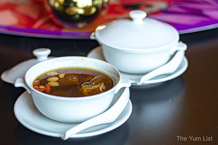 Cantonese Dim Sum Brunch at Yen Chinese Restaurant