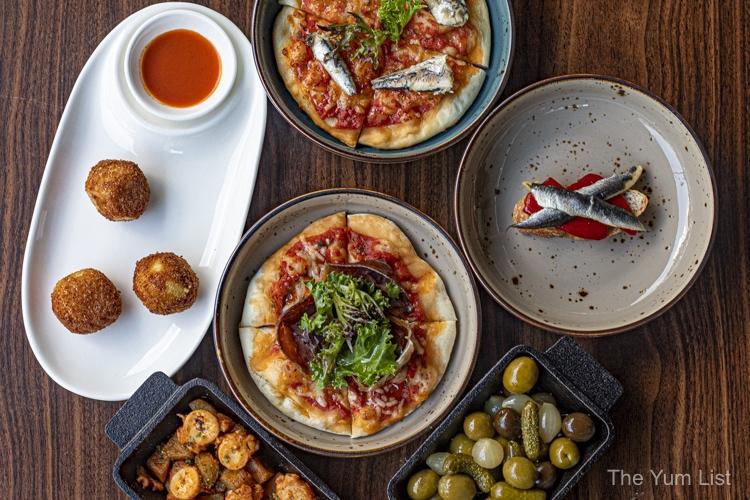Best Restaurants The Verve Suites KL